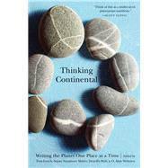 Thinking Continental by Lynch, Tom; Maher, Susan Naramore; Wall, Drucilla; Weltzien, O. Alan, 9780803299580