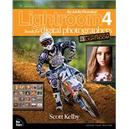 The Adobe Photoshop Lightroom 4 Book for Digital Photographers by Kelby, Scott, 9780321819581
