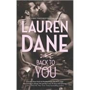 Back to You by Dane, Lauren, 9780373779581