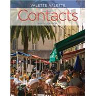 Contacts Langue et culture françaises by Valette, Jean-Paul; Valette, Rebecca M., 9781133309581