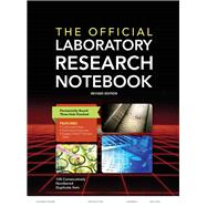 The Official Laboratory Research Notebook by Jones & Bartlett Learning, LLC, 9781284029581