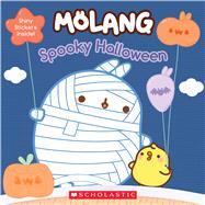 Spooky Halloween (Molang) by Bisom, Lauren, 9781338259582