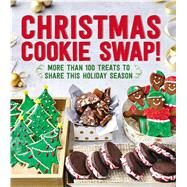 Christmas Cookie Swap! by Oxmoor House, 9780848749583