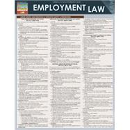 Employment Law by Sanchez, John, 9781423219583