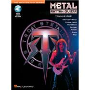 Metal Rhythm Guitar by Stetina, Troy, 9780793509584