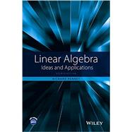 Linear Algebra by Penney, Richard C., 9781118909584