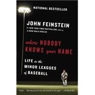 Where Nobody Knows Your Name by Feinstein, John, 9780307949585