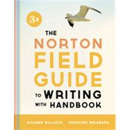 Norton Field Guide to Writing, With Handbook by BULLOCK,RICHARD, 9780393919585