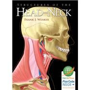 Structures of the Head and Neck by Weaker, Frank J., Ph.D., 9780803629585