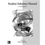 Student Solutions Manual for University Physics by Bauer, Wolfgang; Westfall, Gary, 9780077409586