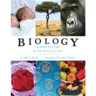 Biology Science for Life with Physiology with mybiology by Belk, Colleen; Borden Maier, Virginia, 9780321559586