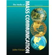 Media of Mass Communication by Vivian, John, 9780205029587