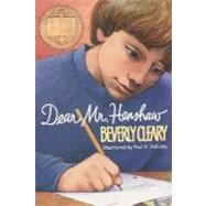 Dear Mr. Henshaw by Cleary, Beverly, 9780380709588