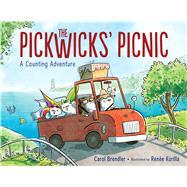 The Pickwicks' Picnic by Brendler, Carol; Kurilla, Renée, 9780544839588