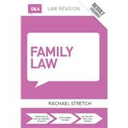Q&A Family Law by Stretch; Rachael, 9781138829589