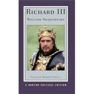 Richard Iii Nce Pa by Shakespeare,William, 9780393929591