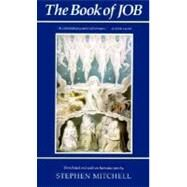 The Book of Job by Mitchell, Stephen, 9780060969592