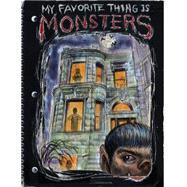 My Favorite Thing Is Monsters 1 by Ferris, Emil, 9781606999592
