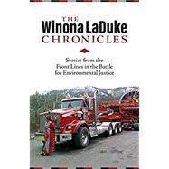 The Winona LaDuke Chronicles by Laduke, Winona; Cruz, Sean Aaron, 9781552669594