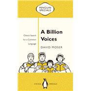 A Billion Voices by Moser, David, 9780734399595