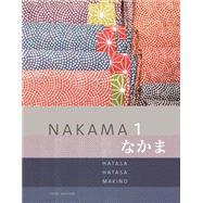 Nakama 1 Japanese Communication, Culture, Context by Hatasa, Yukiko Abe; Hatasa, Kazumi; Makino, Seiichi, 9781285429595