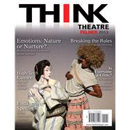 Think Theatre by Felner, Mira, 9780205869596