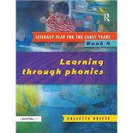 Literacy Play for the Early Years Book 4: Learning Through Phonics by Drifte,Collette, 9781853469596