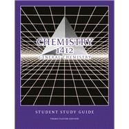 Chemistry 1312, General Chemistry, Student Study Guide, Volume II by Olivas, Enrique, 9781269979597