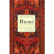 The Essential Rumi by Rumi, Jalalu'l-Din, 9780062509598