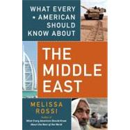 What Every American Should Know About the Middle East by Rossi, Melissa, 9780452289598