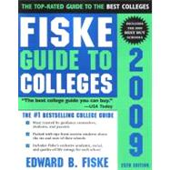 Fiske Guide to Colleges 2009 by Fiske, Edward, 9781402209598