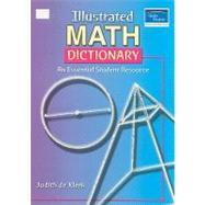 Illustrated Math Dictionary by De Klerk, Judith, 9780673599599