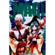 Magi: The Labyrinth of Magic, Vol. 9 by Ohtaka, Shinobu, 9781421559599
