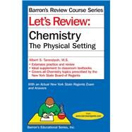 Let's Review Chemistry by Tarendash, Albert S., 9781438009599