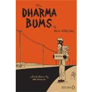 The Dharma Bums (Penguin Classics Deluxe Edition) by Unknown, 9780143039600