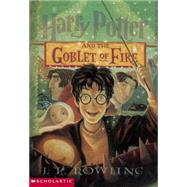 Harry Potter And The Goblet Of Fire by Rowling, J.K.; GrandPr�, Mary, 9780439139601