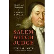 Salem Witch Judge by LaPlante, Eve, 9780060859602