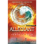 Allegiant by Roth, Veronica, 9781594139604