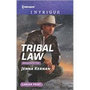 Tribal Law by Kernan, Jenna, 9780373749607