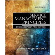 Service Management Principles by Kandampully, Jay, Ph.D.; Solnet, David, Ph.D., 9781465269607