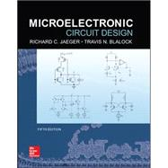 Microelectronic Circuit Design by Jaeger, Richard; Blalock, Travis, 9780073529608
