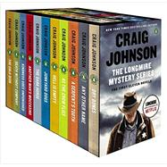 The Longmire Mystery Set by Johnson, Craig, 9780143129608