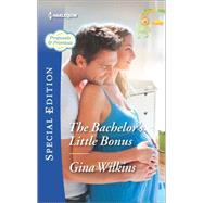 The Bachelor's Little Bonus by Wilkins, Gina, 9780373659609