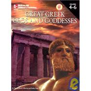 Great Greek Gods and Goddesses by Gilkerson, Patricia Rowe, 9781564179609