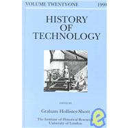 History of Technology by Hollister-Short, Graham, 9780826449610