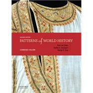 Patterns of World History Combined Volume by von Sivers, Peter; Desnoyers, Charles A.; Stow, George B., 9780199399611