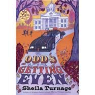 The Odds of Getting Even by Turnage, Sheila, 9780803739611