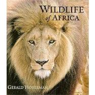 Wildlife of Africa by Hoberman, Gerald, 9781919939612