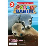 Ocean Babies: With Erasers (Scholastic Reader, Level 2) by Emerson, Joan, 9780545879613