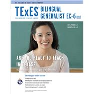 Texes Bilingual Generalist Ec-6 (192) by Rosado, Luis A.; Lara, Margarita, 9780738609614